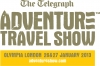 The Telegraph Adventure Travel Show Ticket Offer